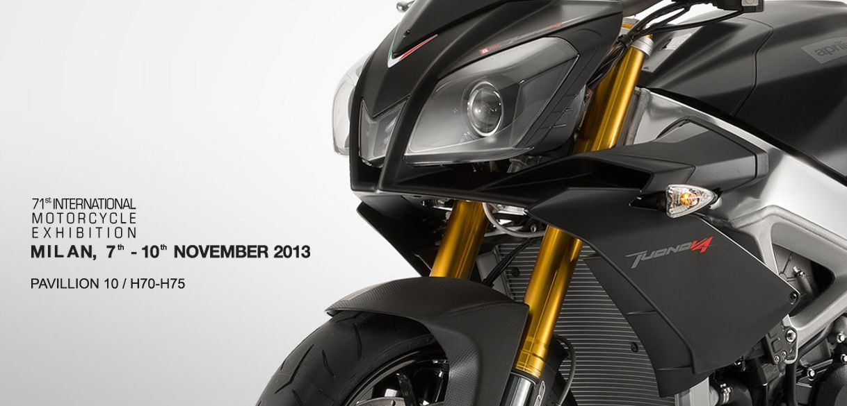 Aprilia Official Site