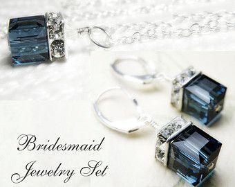 bridesmaid jewelry – Etsy
