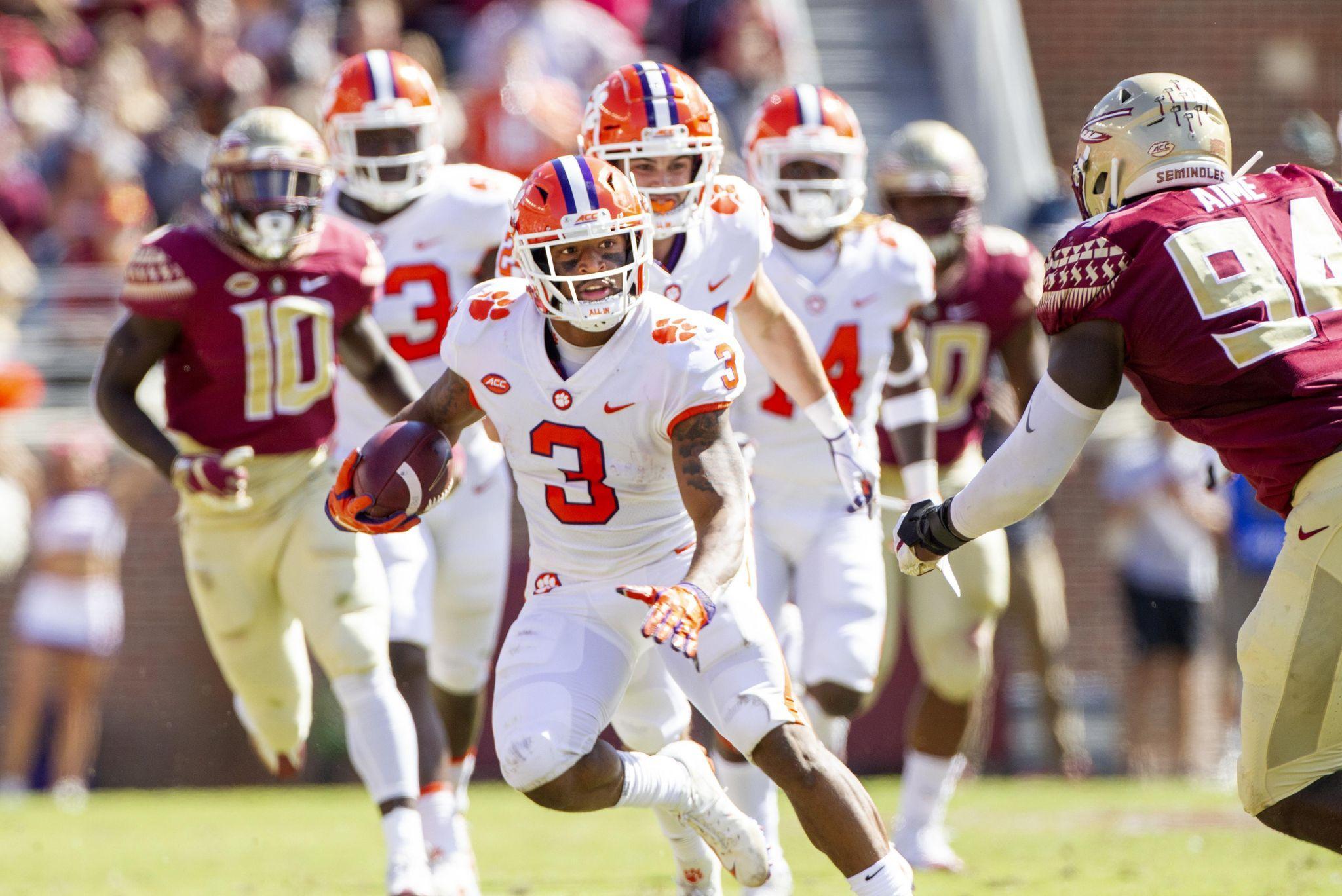 Clemson hands Florida State worst home loss Florida