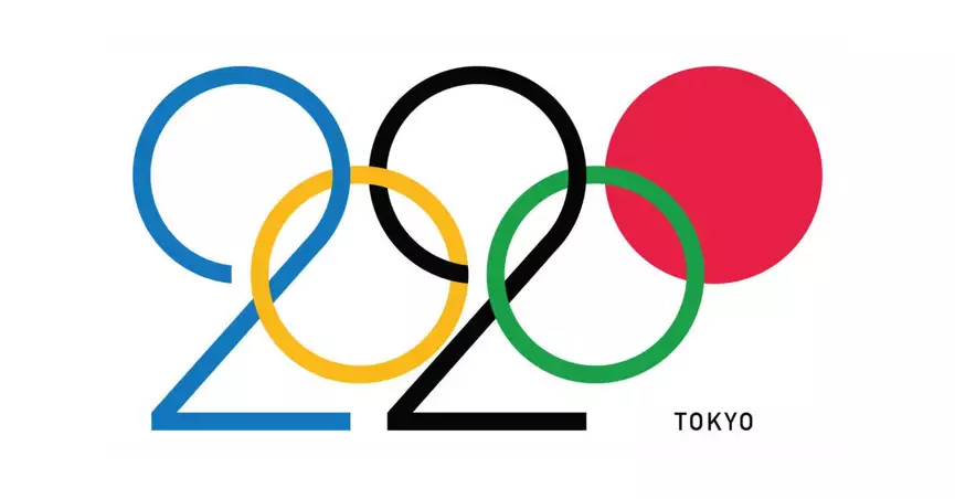 Is This The 2020 Summer Olympics Logo Olympic Logo 2020 Summer Olympics Summer Olympics