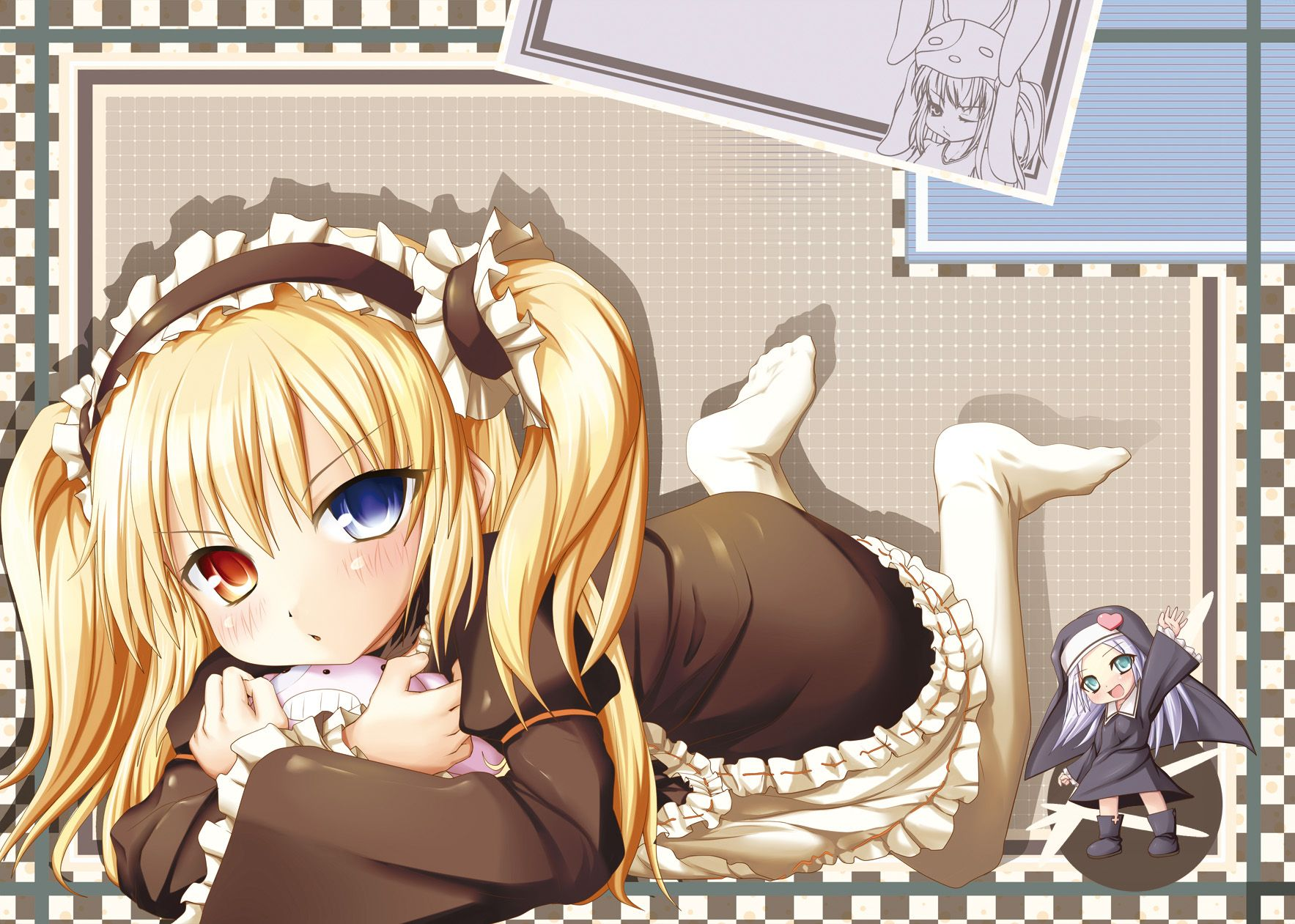 Wallpaper Haganai 07 Anime, Awesome anime, Friends wallpaper