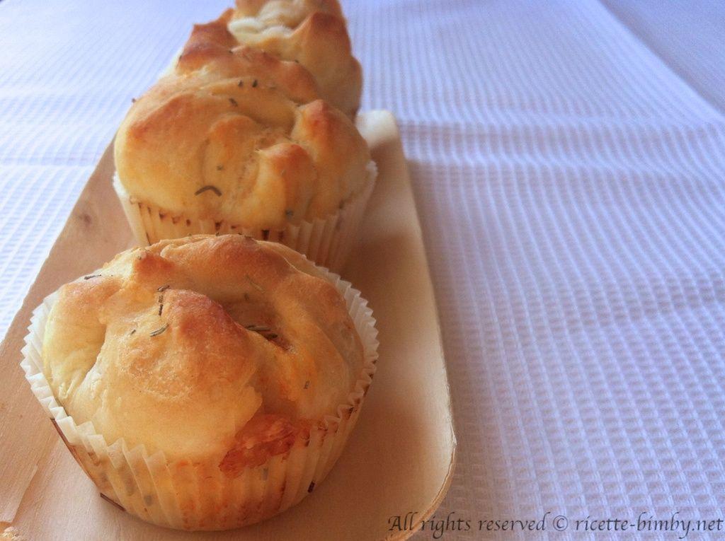 Ricetta bimby muffin salati