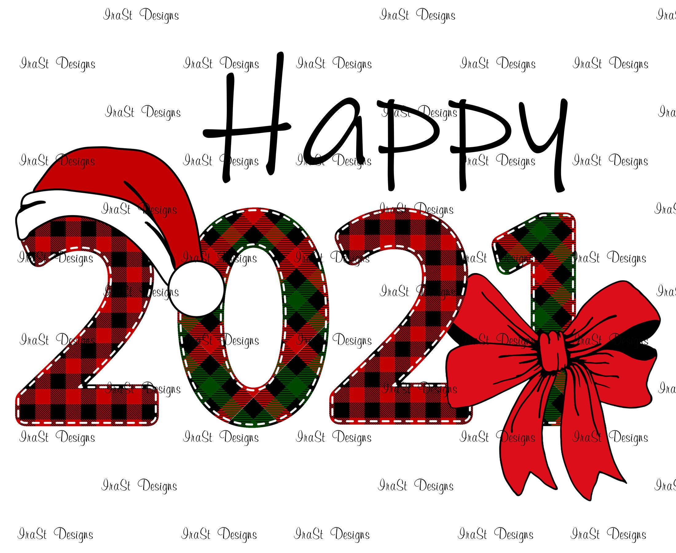 Happy 2021 Sublimation Png Happy New Year Seasonal Etsy Happy New Year Png Happy New Year Greetings New Year Clipart