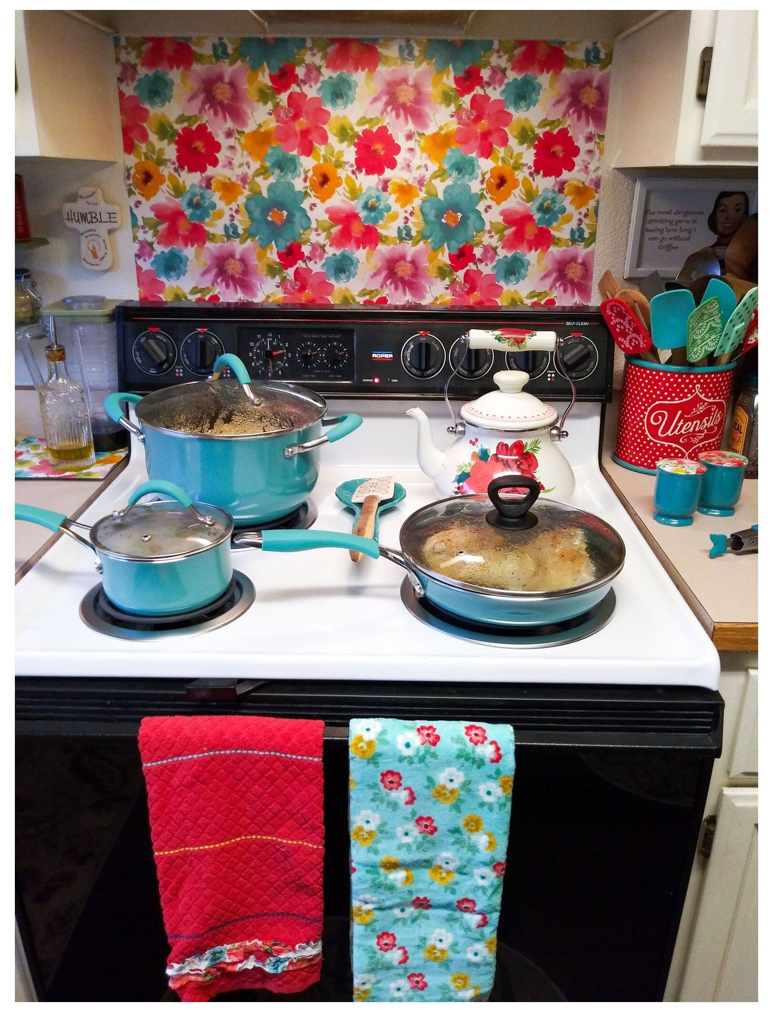 Click The Photo To Head To My Etsy Shop And Find Lovely Pioneer Woman Home Decor It Pioneer Woman Kitchen Decor Pioneer Woman Kitchen Pioneer Woman Kitchenware