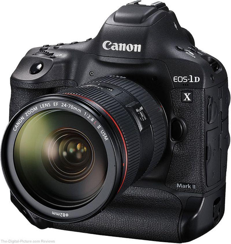 Canon Eos 1d X Mark Ii Review A Worthy Nikon D5 Competitor Canon Camera Canon Eos Canon Digital Camera