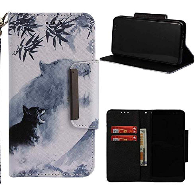 Nvwa compatible xiaomi redmi 4 4x case pu leather wallet