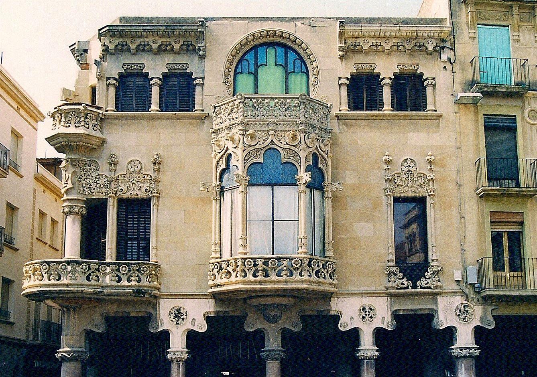 encargo edificios ciudad art nouveau art deco catalan modernism buildings