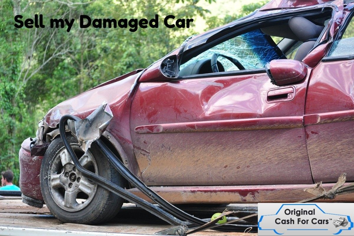 Sell my Damaged Car | Sell Damaged Car | Pinterest | Cars