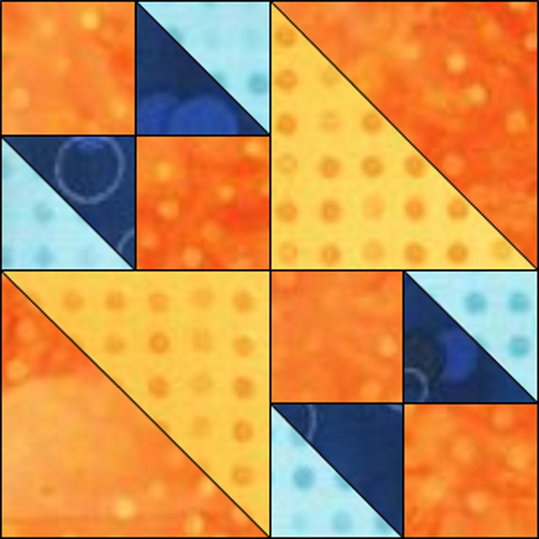 The Go Old Maid S Puzzle 6 Block Utilizes The Go Square