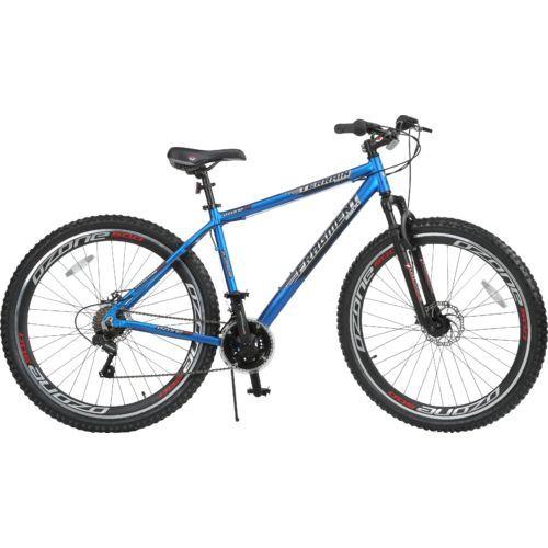 acfb737fe1b Ozone 500 Men's Fragment 29 in 21-Speed Mountain Bike Blue - Men's Bikes at  Academy Sports