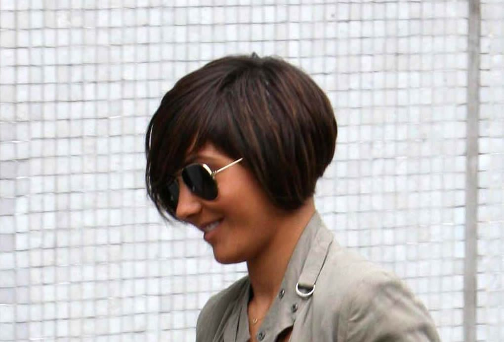 A Line Bob Haircut Pictures Back View Reviewer Celebrity