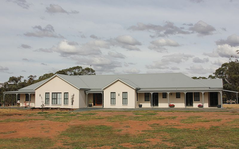 Paal Kit Homes Completed By Owner Builders Nsw Qld Victoria Kit Homes House Styles Home