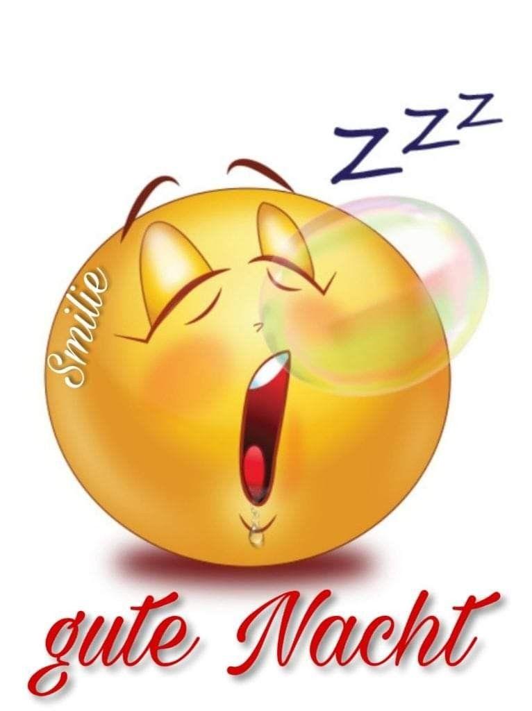 Gute nacht smiley gute nacht