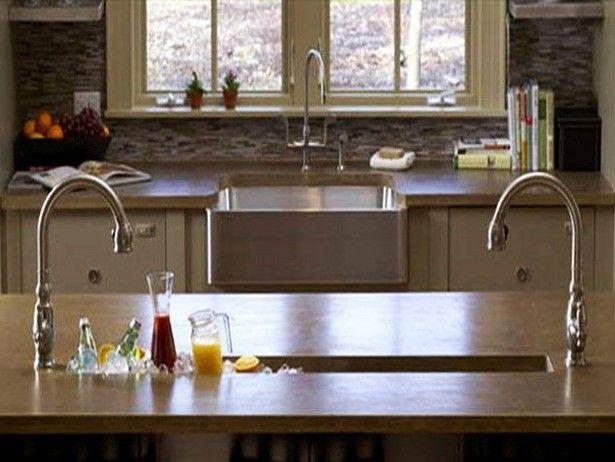 32 Inch Stainless Steel Undermount Single Narrow Bowl Kitchen