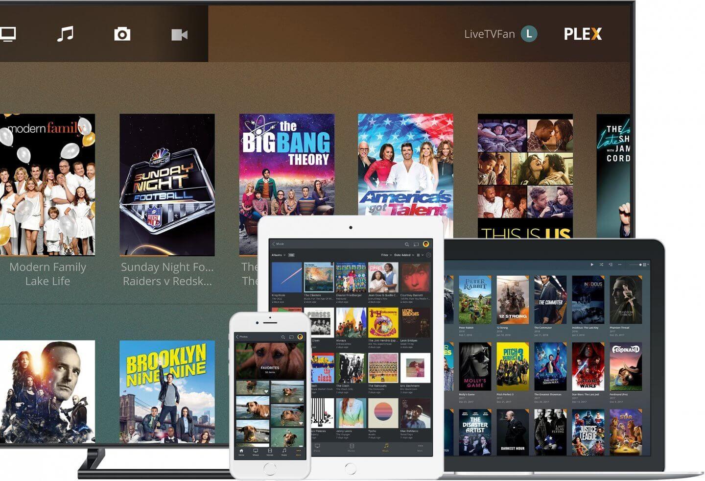 Media Server Plex Allows You To Stream Video Smarter