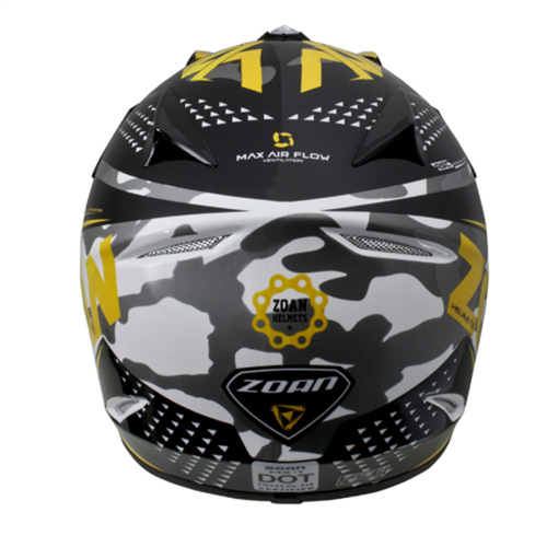 372b5755 Zoan Mx-1 O/F Helmet - Sniper Yellow - Xl | Products | Helmet ...