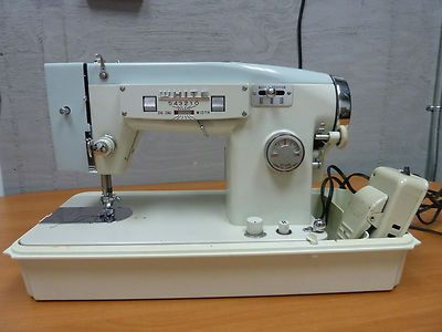 Vintage White Model 40 ZIG ZAG Sewing Machine IN Great Condition Custom Ebay White Sewing Machine