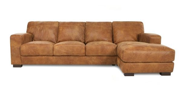 Tremendous Caesar Right Hand Facing Large Chaise End Sofa Outback Dfs Inzonedesignstudio Interior Chair Design Inzonedesignstudiocom