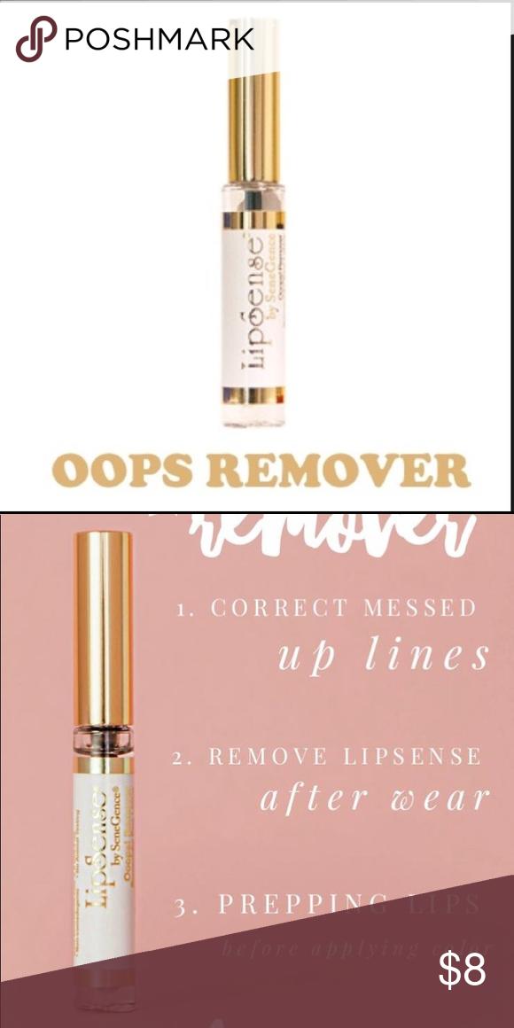 Lipsense Oops Remover Lipsense oops remover, Oops