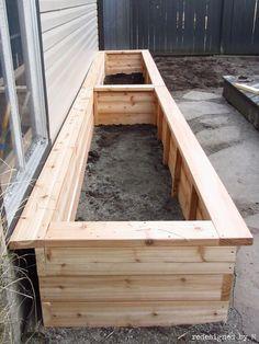 Adventures In Building Raised Vegetable Beds (Part 1)