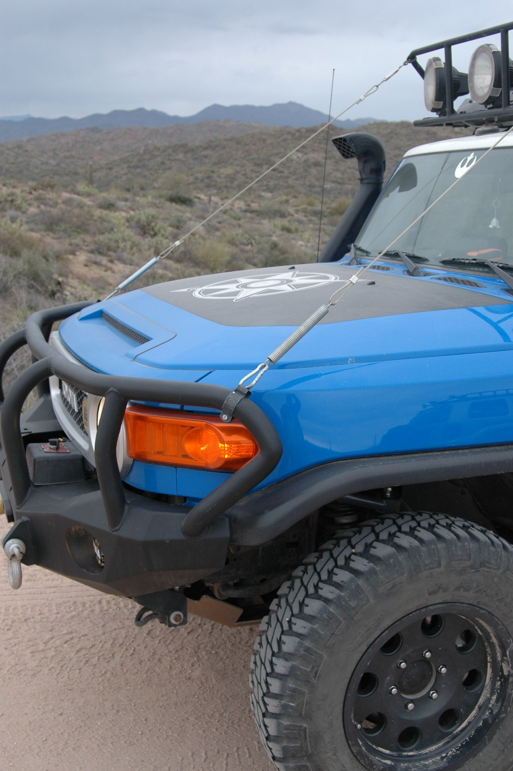 Limb Risers On The Fj Off Road Pinterest Cruiser 4x4 And Lengthening Car Trailer Page 2 Pirate4x4com Offroad Land Toyota