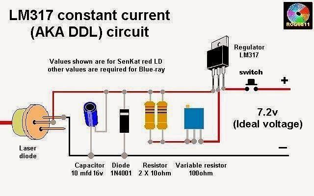 3 watt led driver circuit diagram bmw e90 wiring raspberry pi controlled mini cnc laser engraver | next project to do pinterest ...