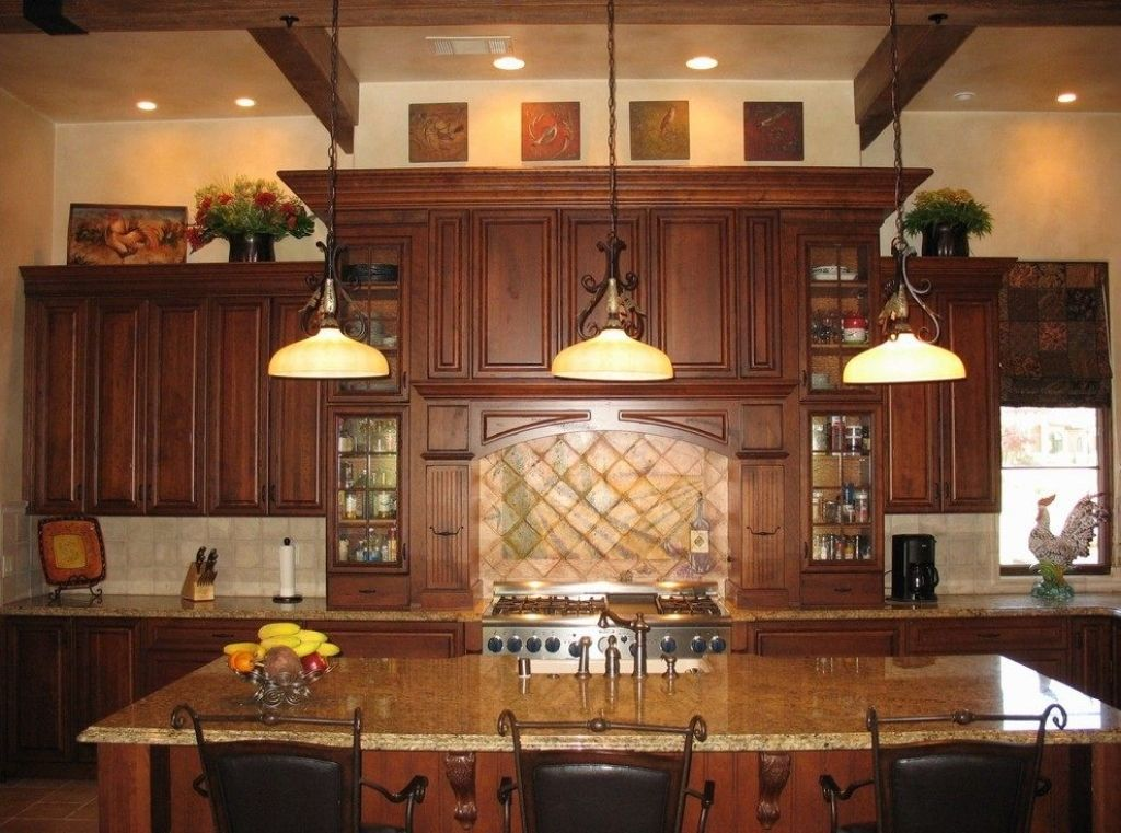 Decor Over Kitchen Cabinets Decorate Above Kitchen ...