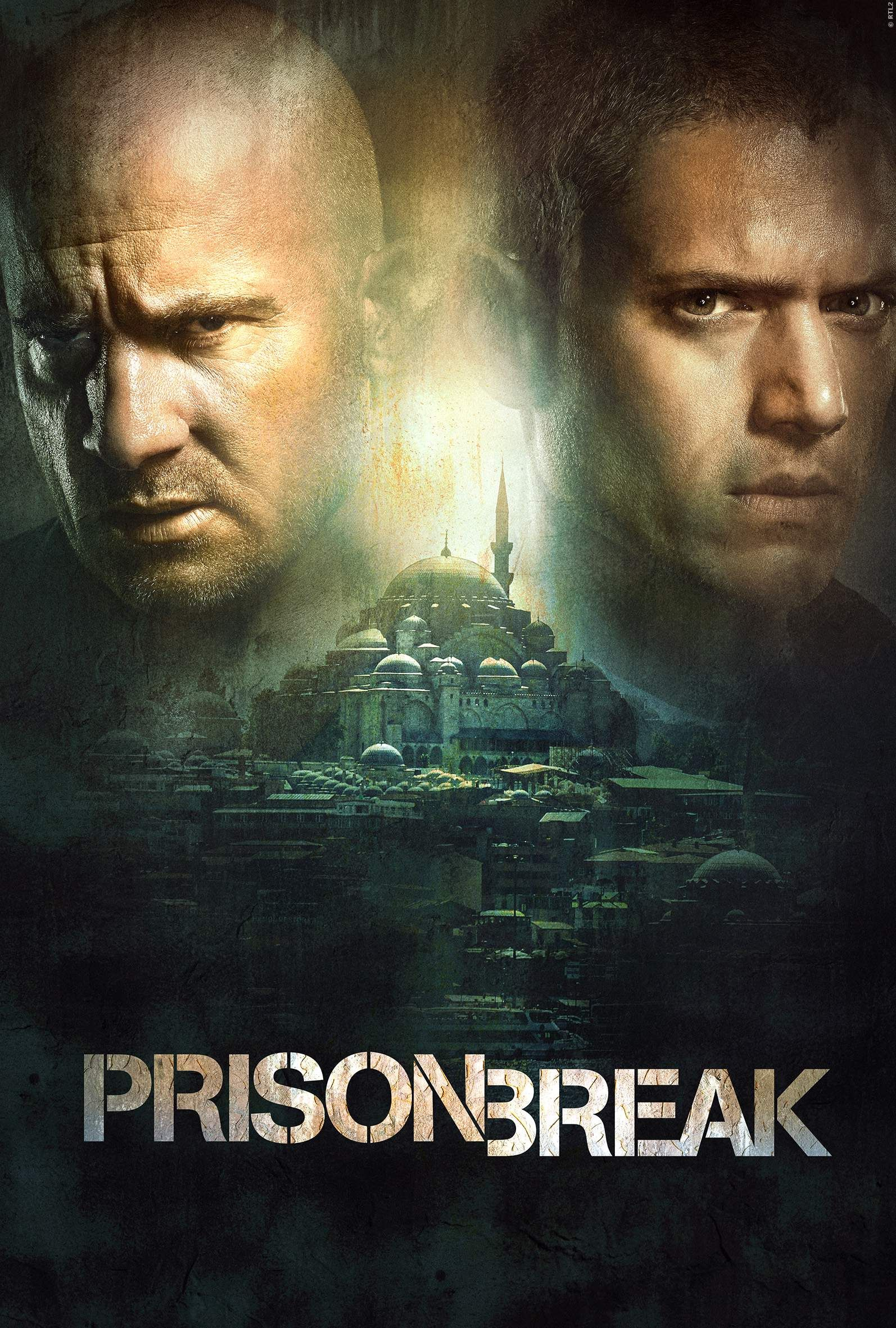 1 temporada prison break dublado rmvb