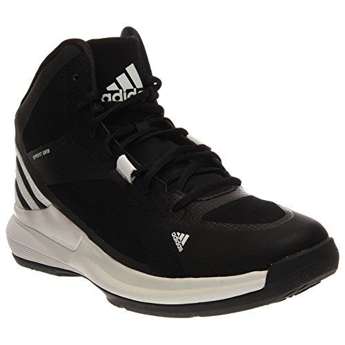 cf3e926565bc adidas Performance Womens Crazy Strike W Basketball Shoe BlackWhiteBlack 11  M US    You can