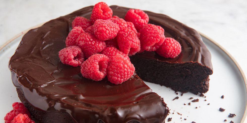 pesach flourless chocolate cake
