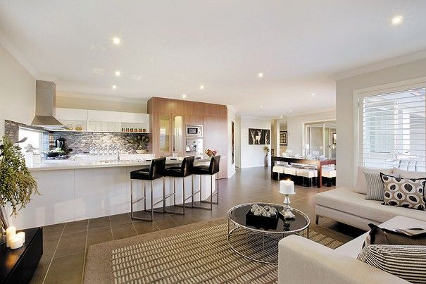 Bridgeport - Eden Brae Homes | Kitchens | Pinterest | Living rooms ...