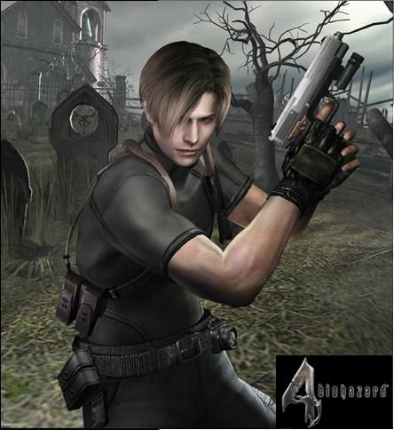 Leon Resident Evil 4 Resident Evil Leon Resident Evil Leon Scott Kennedy