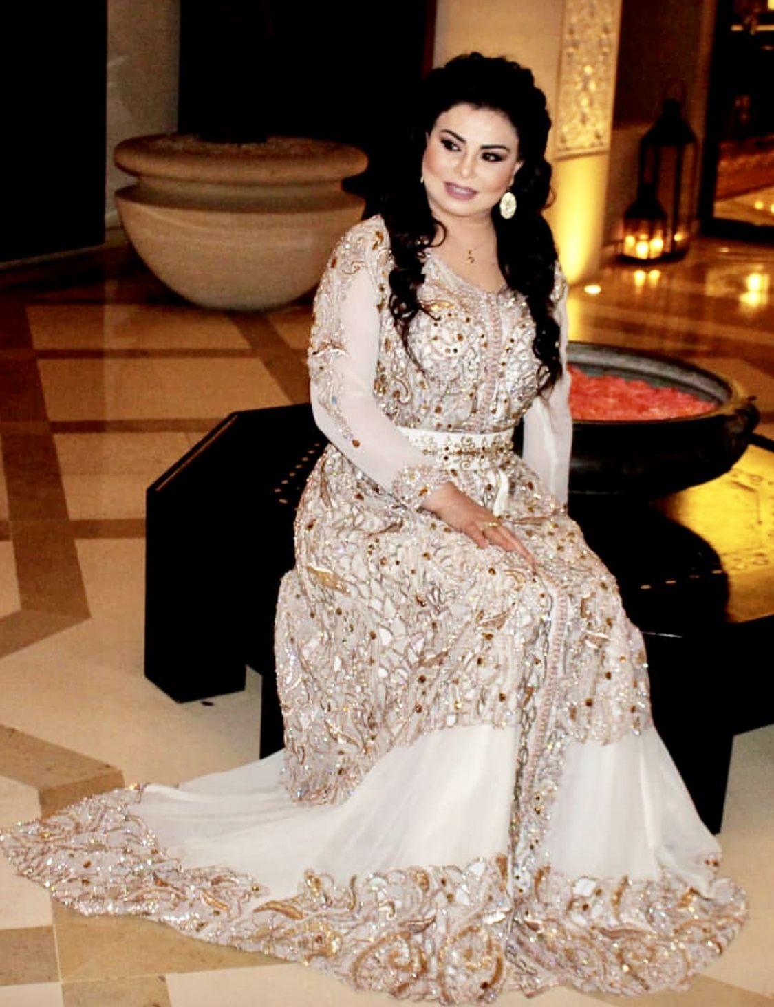 سهر صالح Moroccan Dress Moroccan Fashion Traditional Dresses
