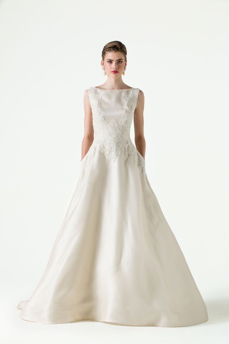 The Anne Barge Collection of Bridal Gowns - SPRING 2015 COLLECTION ...