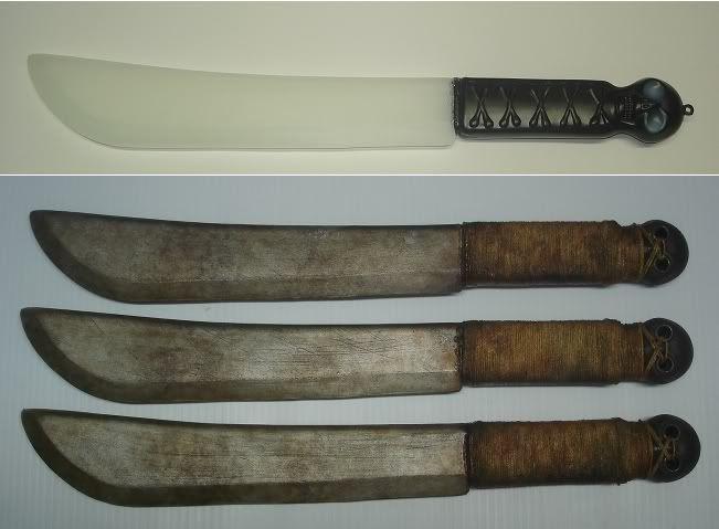 Sword Paint Handle Ideas