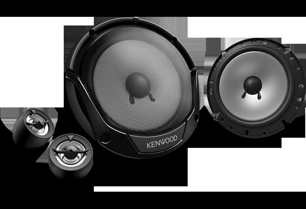 kfc e170p component front speakers lautsprecher autos und kfc. Black Bedroom Furniture Sets. Home Design Ideas