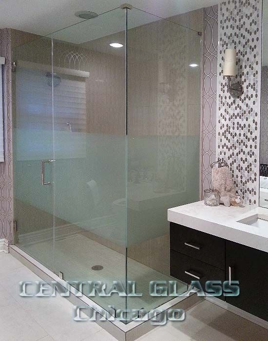 Our Frameless Shower Enclosures Are Manufactured From The Finest