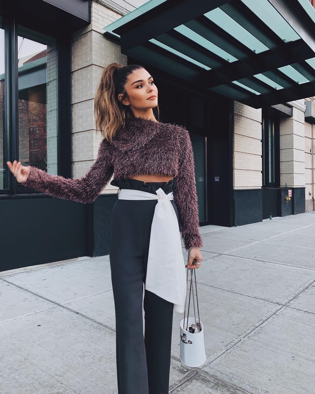 Olivia Jade On Instagram Sooo Happy To Be A Trespartner