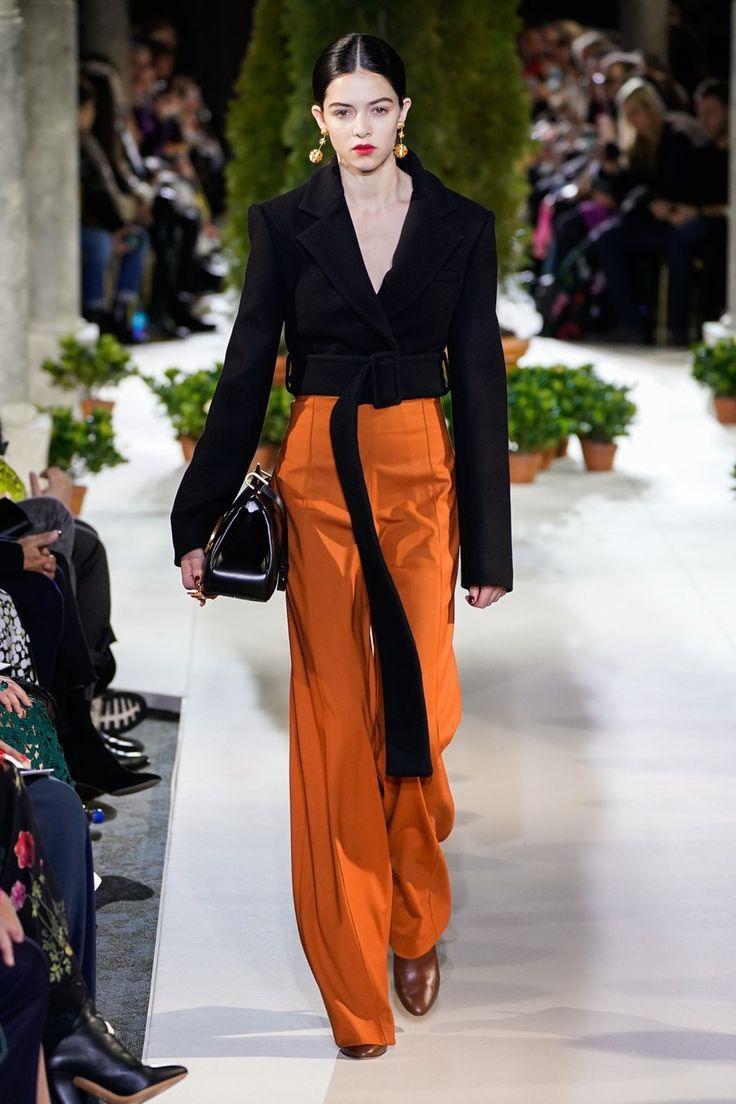 Sfilata di moda ready-to-wear di Oscar de la Renta Autunno 2019 – #de #Fall #Fashion #kim …