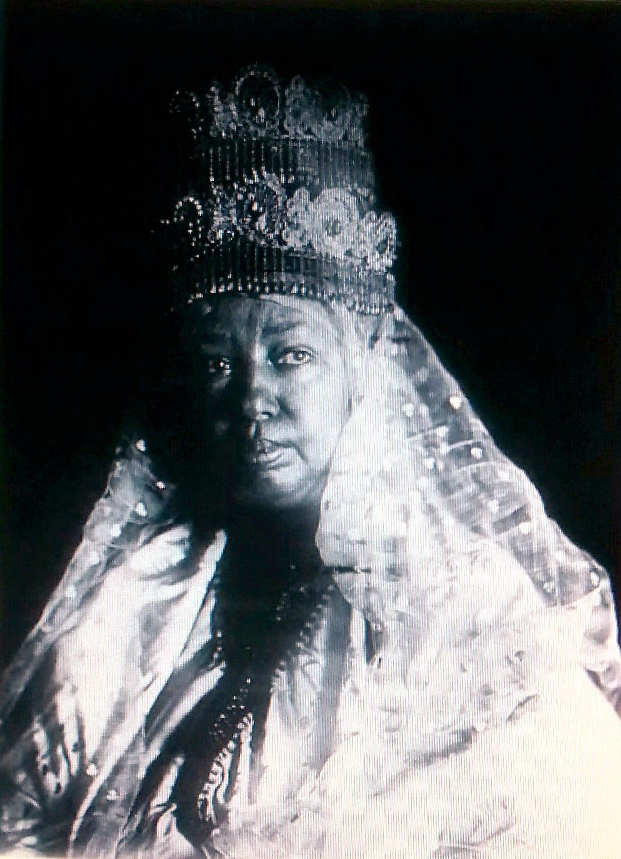 Itege Empress Taitu African Royalty Crafts With Pictures