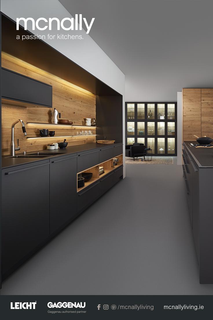 Merveilleux Leicht Kitchen BONDI E | VALAIS From McNally Living