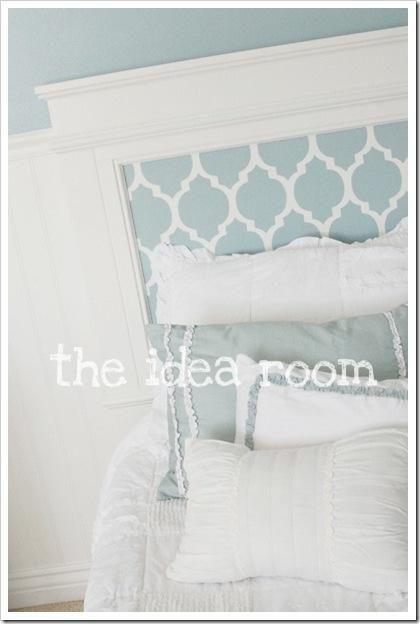 DIY Headboard and Bed Frame DIY Home Furniture