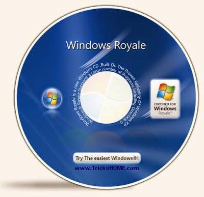 Download Windows Xp Seven Ultimate Royal SP3 2010 Free