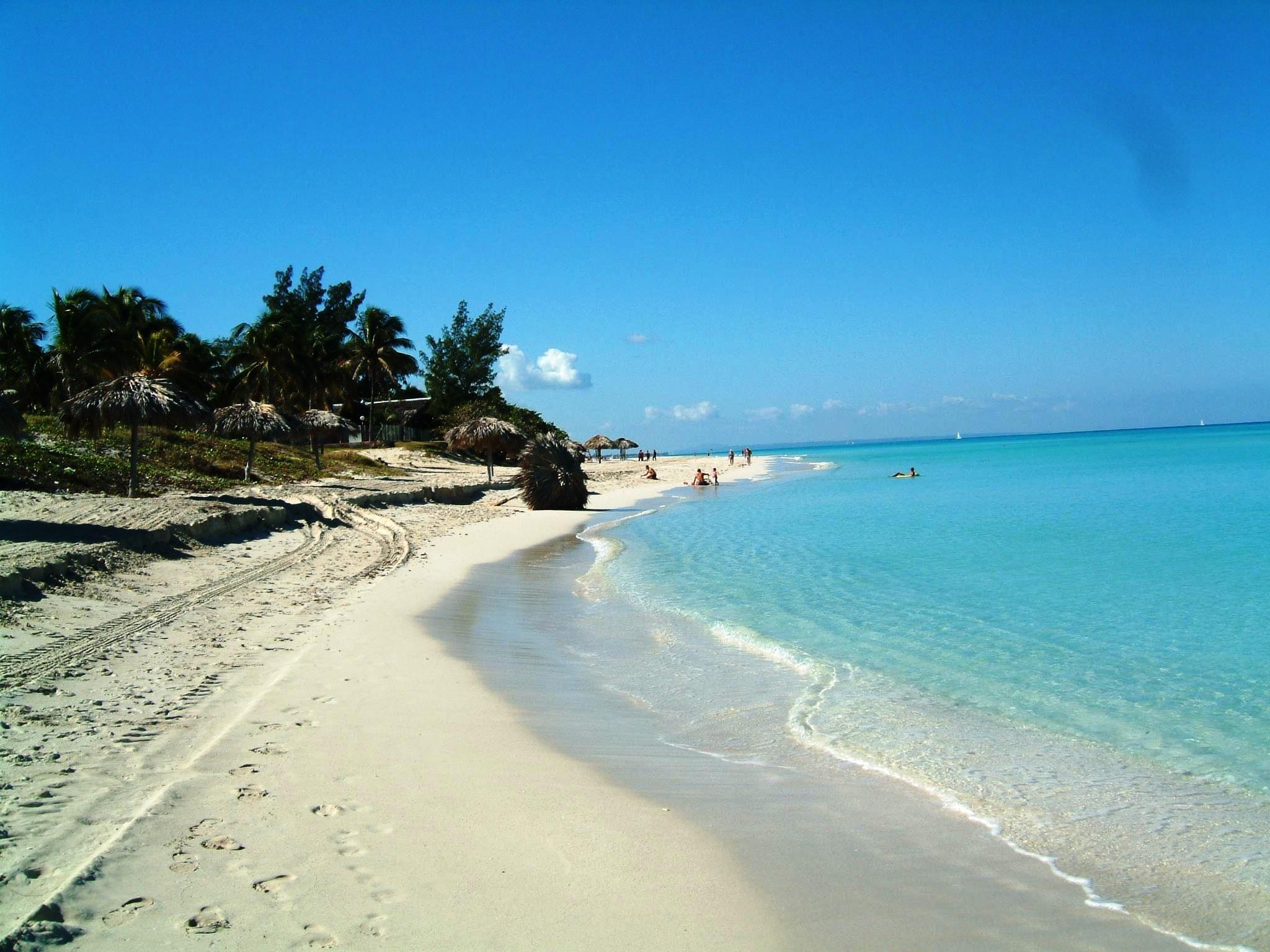 Playa Coral, Cuba
