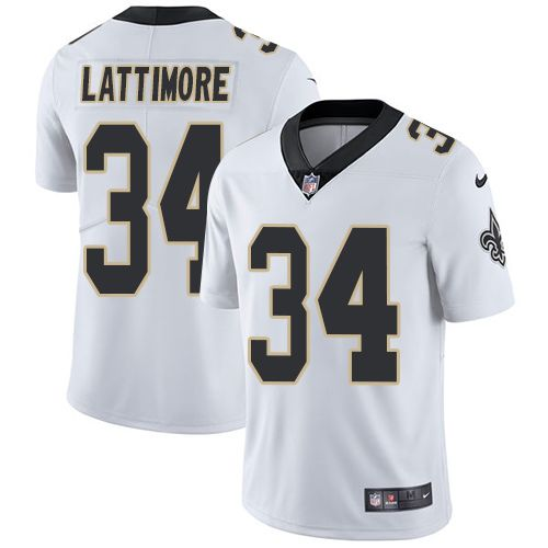 nike saints marshon lattimore white youth stitched nfl vapor untouchable limited jersey and eric wed