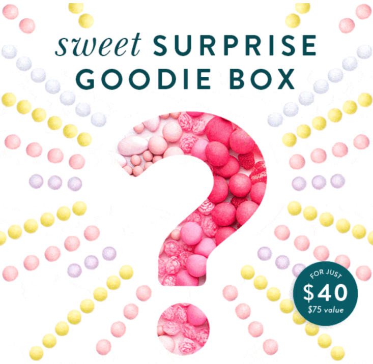 Sugarfina Surprise Goodie Box Available Now In 2020 Sugarfina Box Best Subscription Boxes
