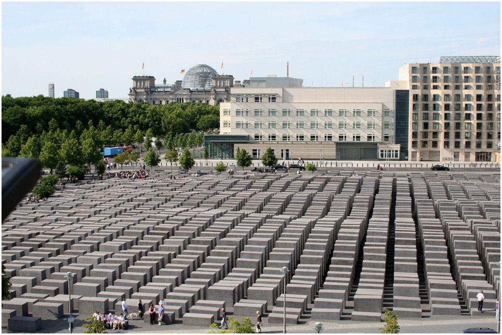 Das Holocaust Denkmal