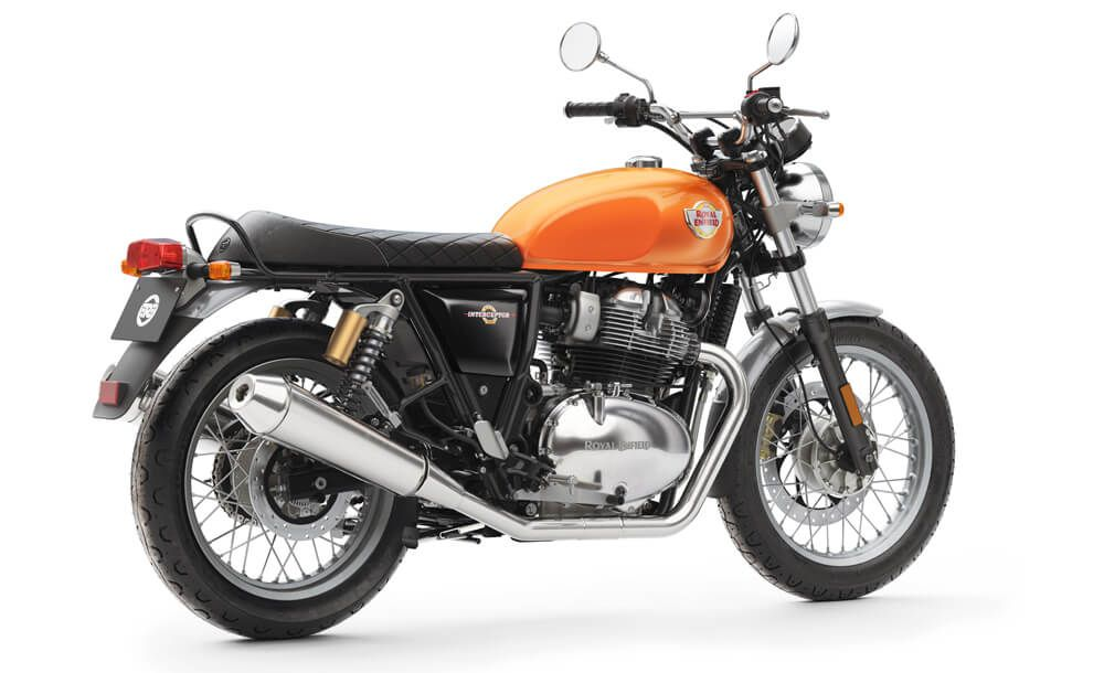 Royal Enfield Modified Royal Enfield Interceptor 650 Colours Royal
