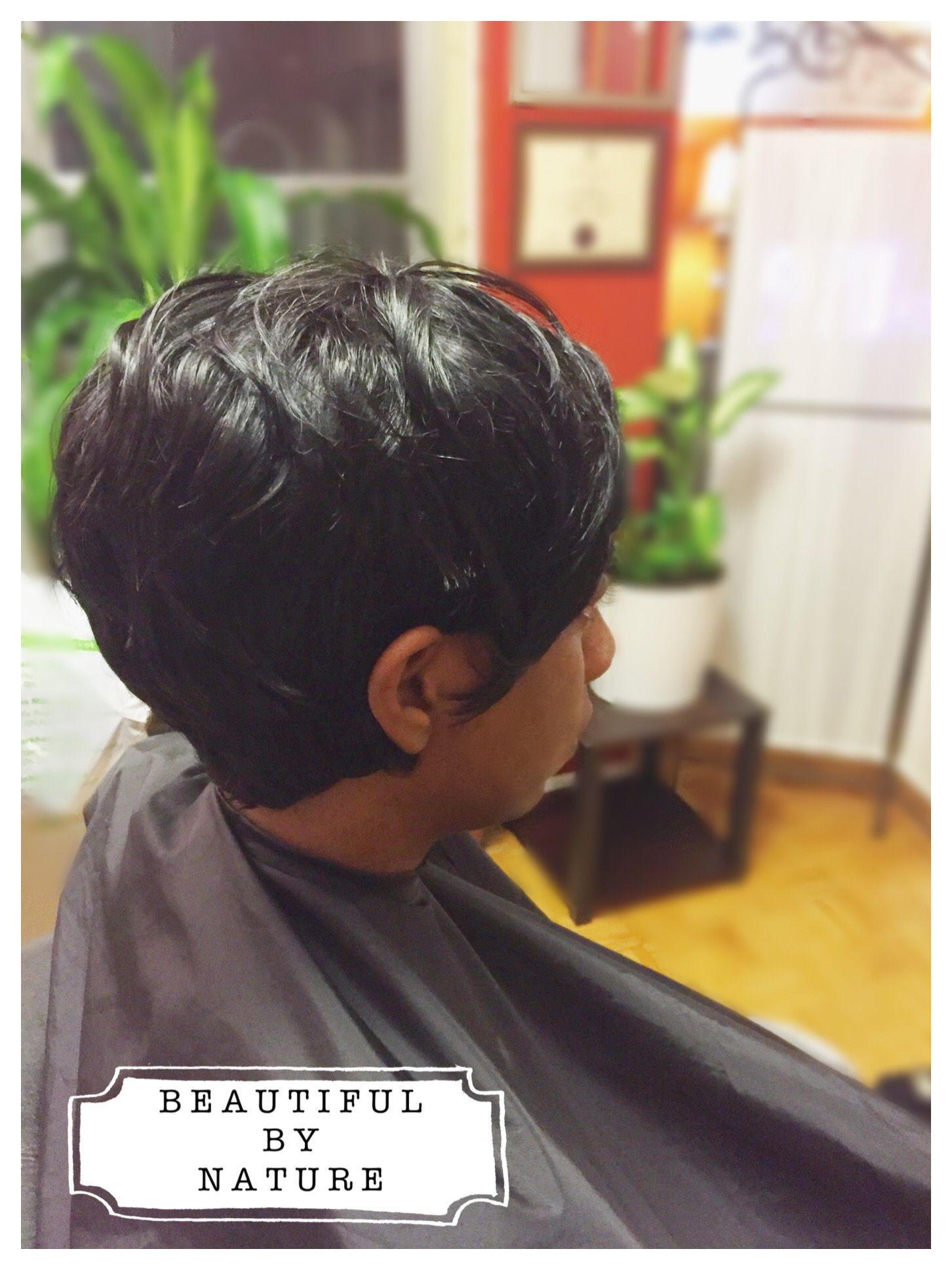 Pixie Cut Haircut Using Bump Hair Extensions Instagram Beautiful
