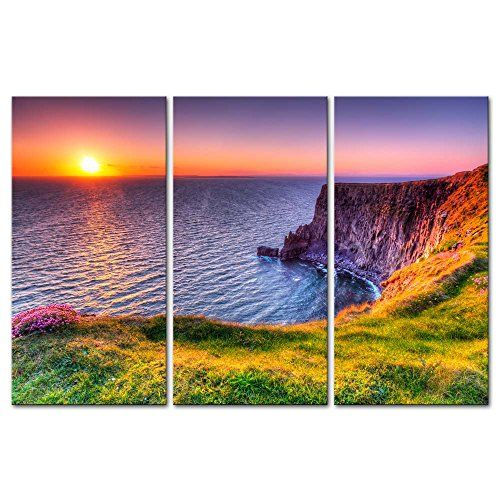 3 Pieces Modern Canvas Painting Wall Art The Picture For ... https ...